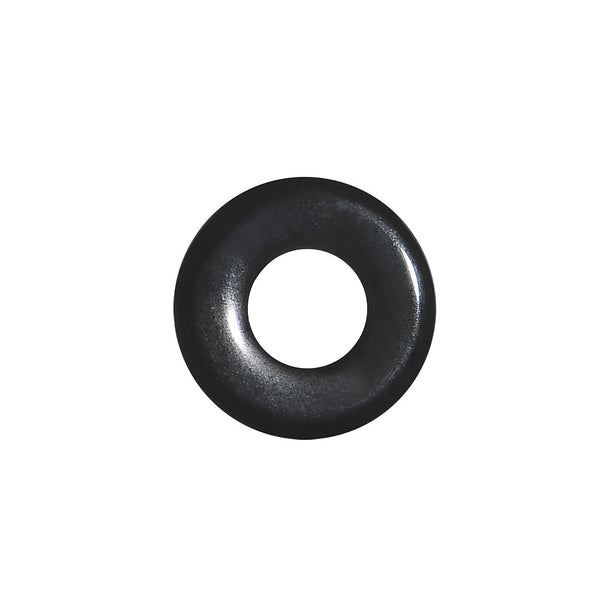 00 Gauge Black Obsidian Natural Stone Tunnel