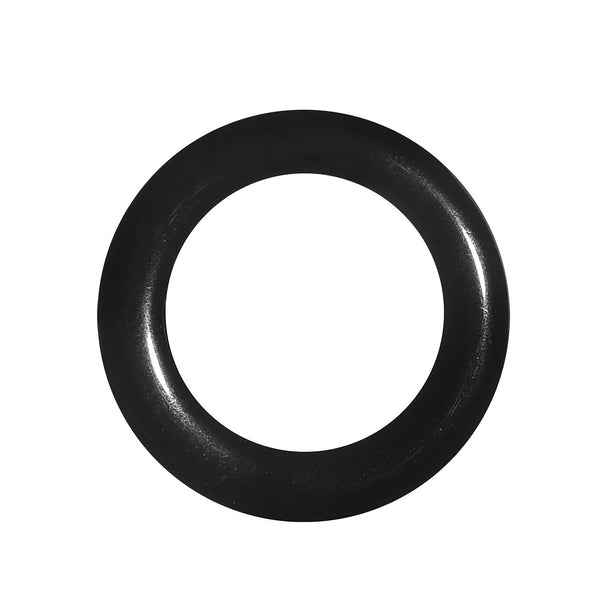 5/8 Black Obsidian Natural Stone Tunnel