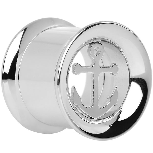 1/2'' Steel Nautical Anchor Tunnel Plug