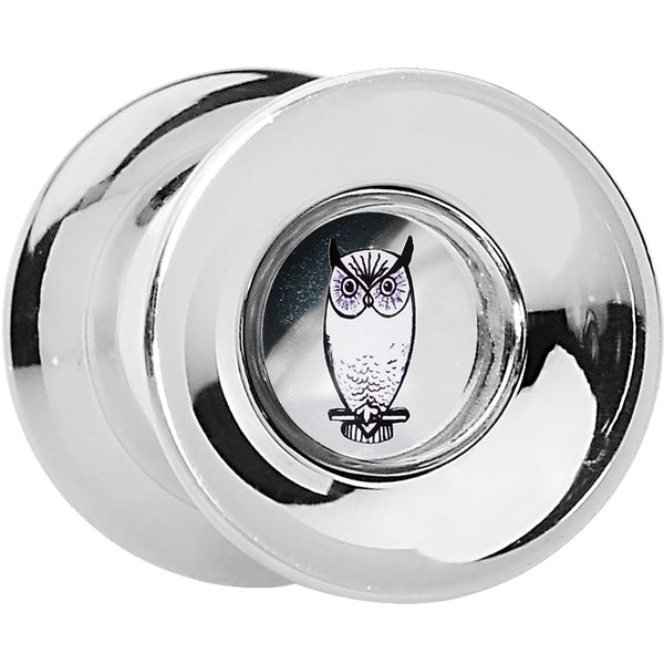 0 Wise Owl Reversible Mirror Screw Fit Plug