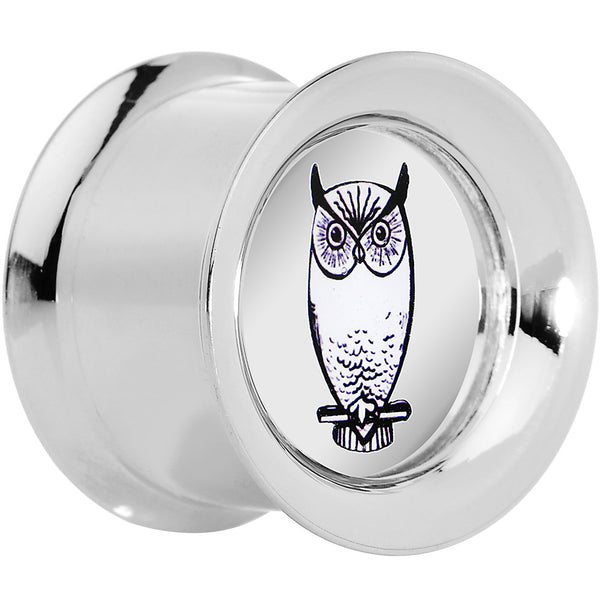 5/8'' Wise Owl Reversible Mirror Screw Fit Plug