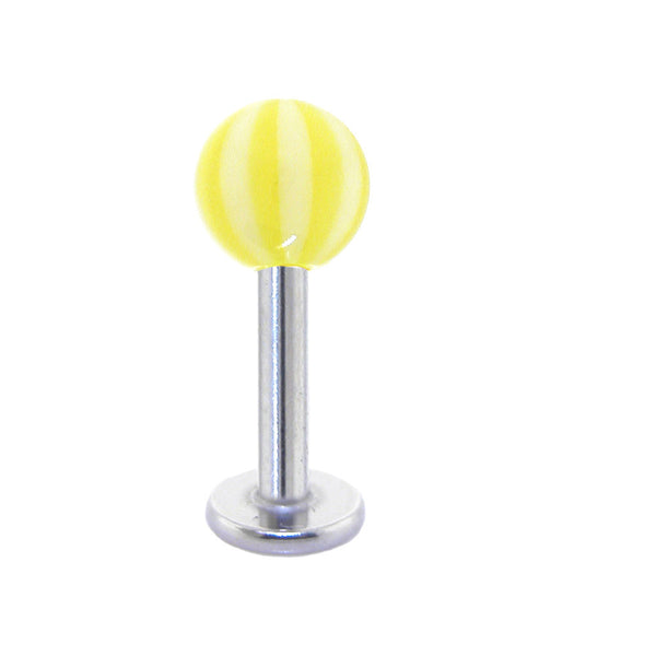 Acrylic Sunkiss Beach Ball Labret