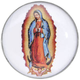 5/8 Our Lady of Guadalupe Steel Screw Fit Plug