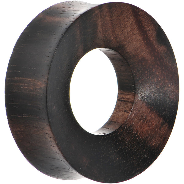 35mm Organic Iron Wood Double Flare Tunnel