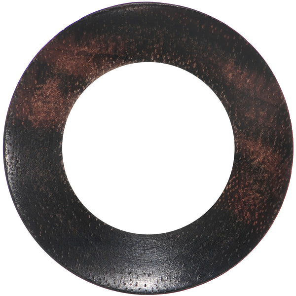 32mm Organic Iron Wood Double Flare Tunnel