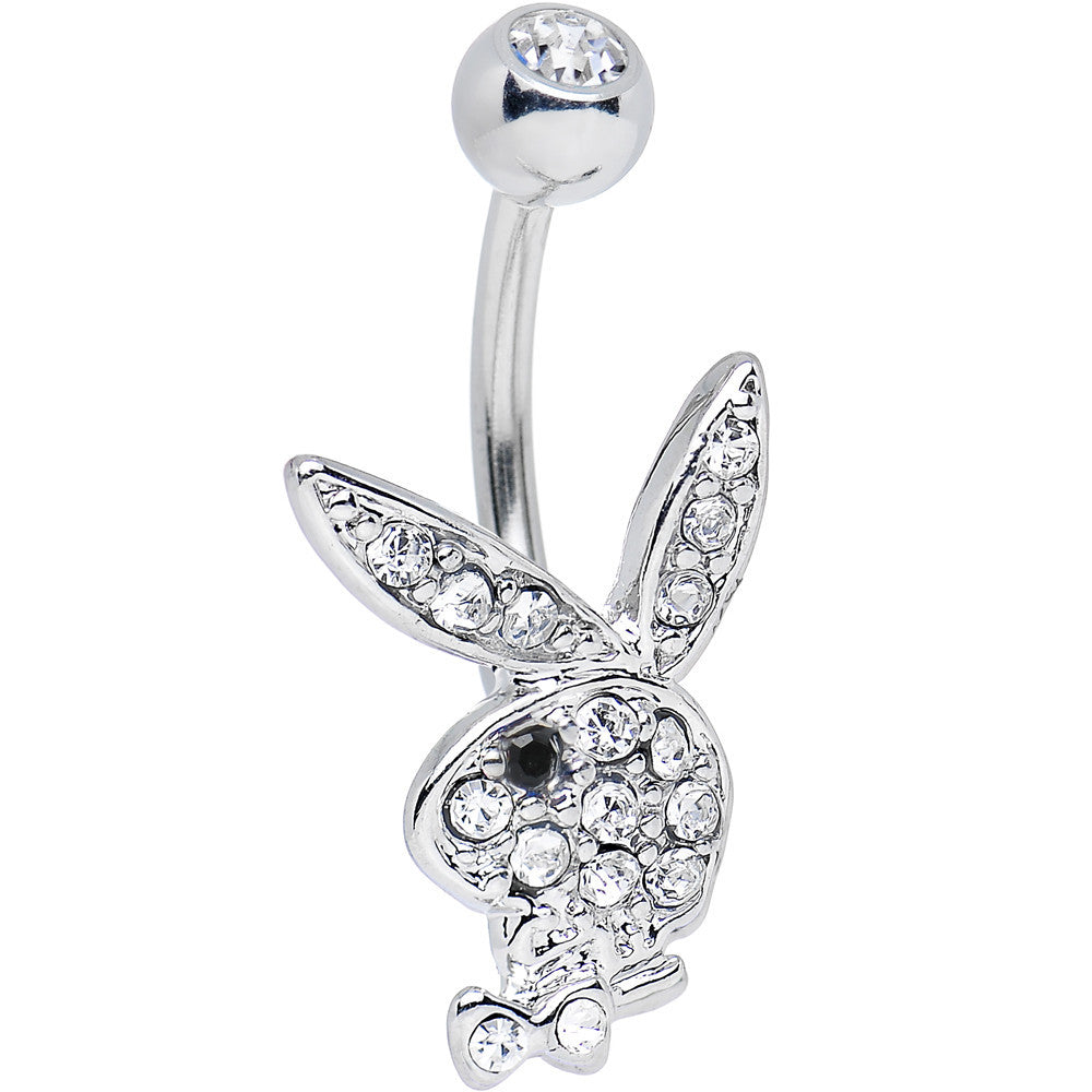 Playboy bunny belly ring