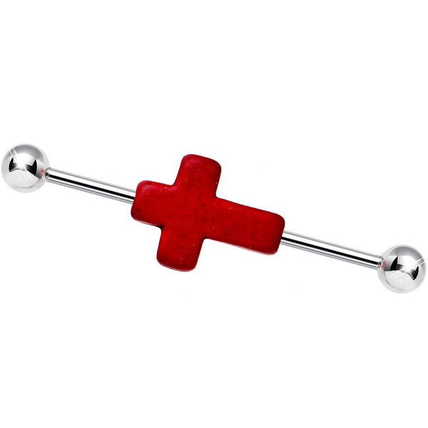 Order of the Red Holy Cross Industrial Barbell 37mm