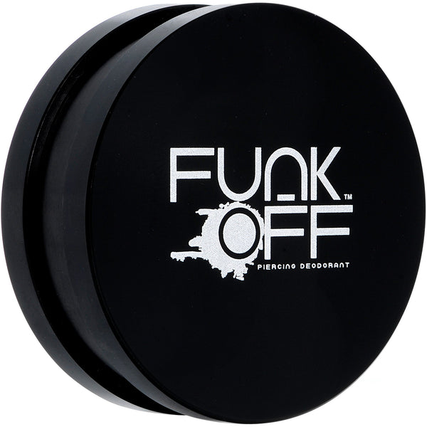 Black Funk-Off Piercing Deodorant