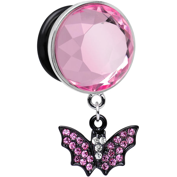 9/16 Pink Gem Night Belongs to the Bat Steel Plug