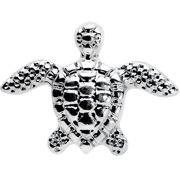 72e31a45a 316L Stainless Steel Turtle Tragus Cartilage Earring – BodyCandy