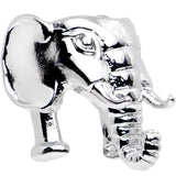 Never Forget Your Elephant Adjustable Ear Cuff