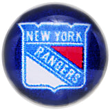 Officially Licensed NHL New York Rangers Logo Tongue Ring