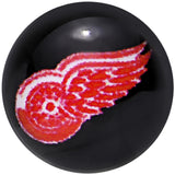 Officially Licensed NHL Detroit Red Wings Logo Tongue Ring