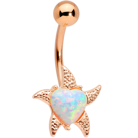 Tropical Belly Rings Bodycandy