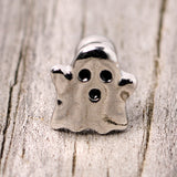 16 Gauge 1/4 Spooky Ghost Halloween Cartilage Tragus Earring