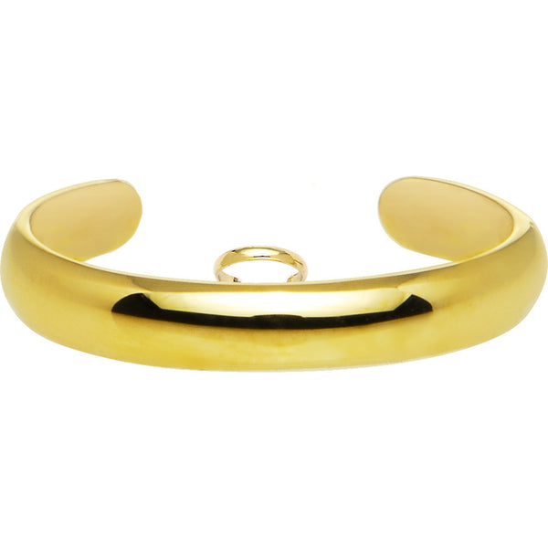 Solid 14kt Yellow Gold Band Toe Ring