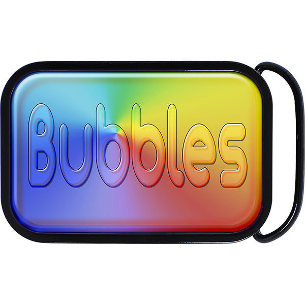 Custom Full Color RAINBOW Personalized Belt Buckle