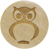 Organic Crocodile Wood Owl Plug