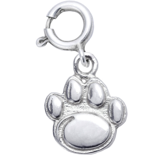 Sterling Silver Collegiate Penn State Nittany Lions Charm