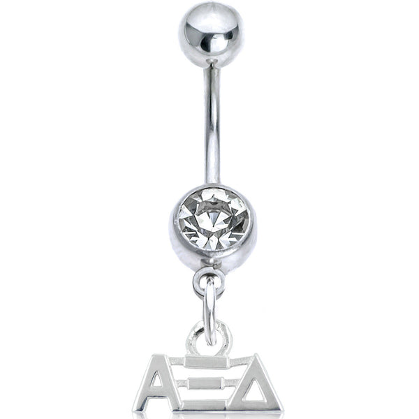 Sorority Alpha Xi Delta Belly Button Ring