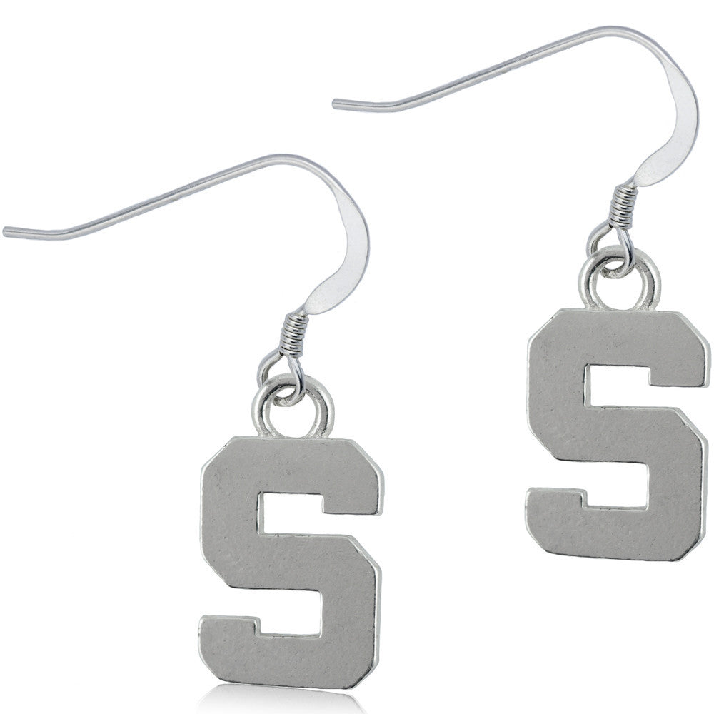 Spirited Jacksonville State Gamecocks Color And Freshwater Pearl Earrings Fan Apparel & Souvenirs