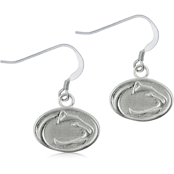 Collegiate Penn State University Dangle Earrings