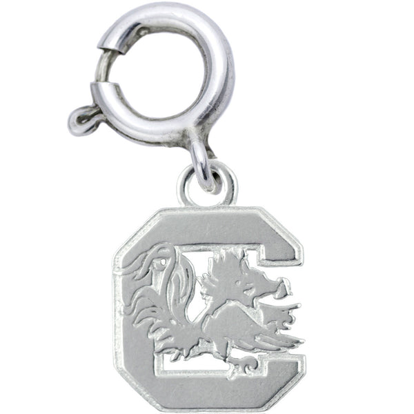 Collegiate University of South Carolina Logo Charm