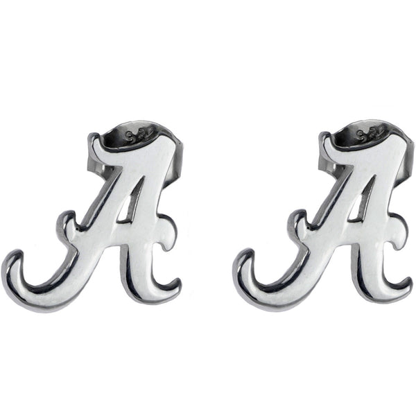 Collegiate University of Alabama Stud Earrings