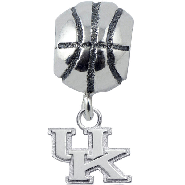 Collegiate University of Kentucky Basketball Slider Bead