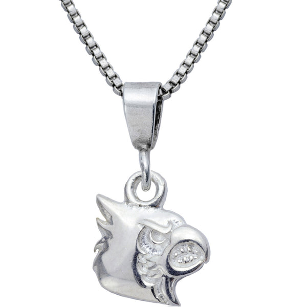 Collegiate University of Louisville Cardinal Necklace