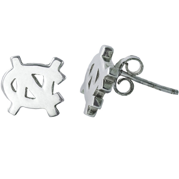 Collegiate University of North Carolina Stud Earrings