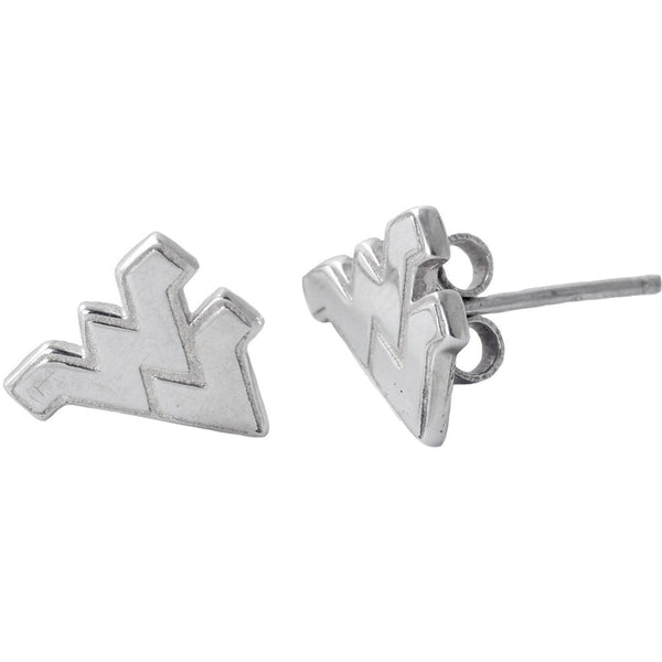 Collegiate University of West Virginia Stud Earrings