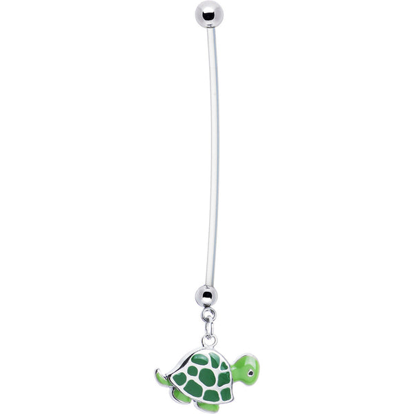 Turtle Pregnant Belly Ring