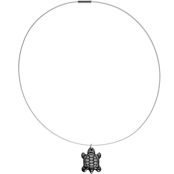 Hemalyke Turtle Choker Necklace