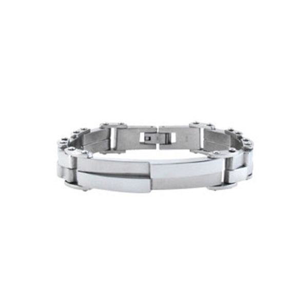 Inox Jewelry Men's Stainless Steel Bracelet
