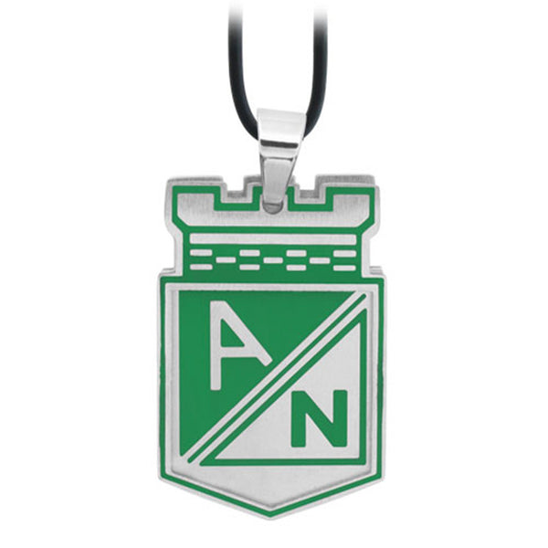 1.5 Inches - Inox Jewelry Columbia Athletic National Football/Soccer Team 316L Stainless Steel Pendant