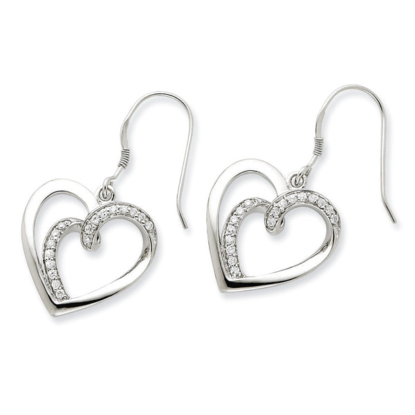 Sterling Silver Soul mate Sentimental Expressions Earrings