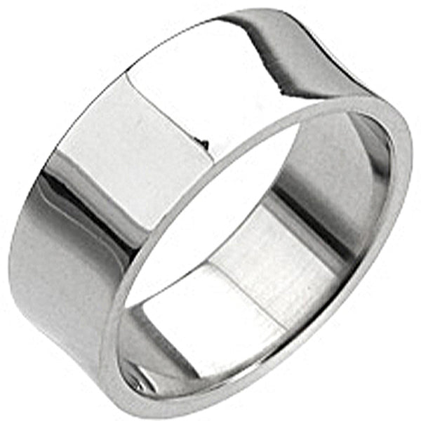 Spikes 316L Surgical Grade Stainless Steel Ring
