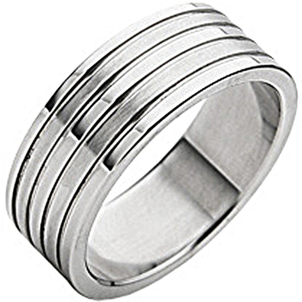 SPIKES 316L Stainless Steel Line Up Ring