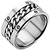 SPIKES 316L Stainless Steel Bolt Ring