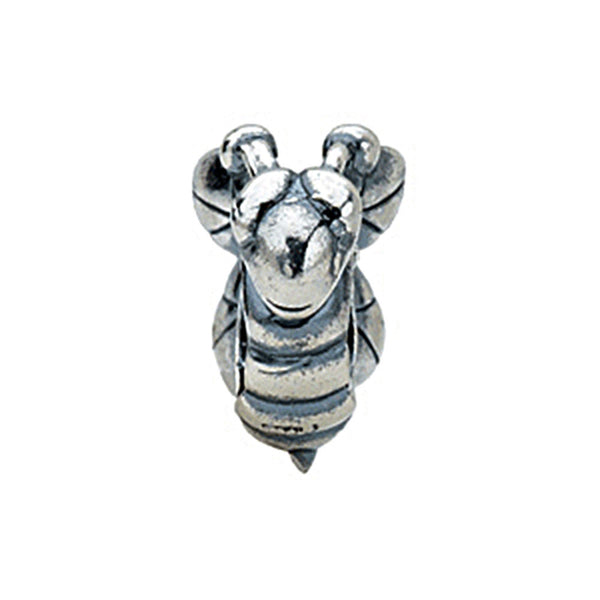 Kera Sterling Silver Bee Bead
