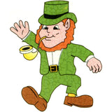 Leprechaun Temporary Tattoo 2x2