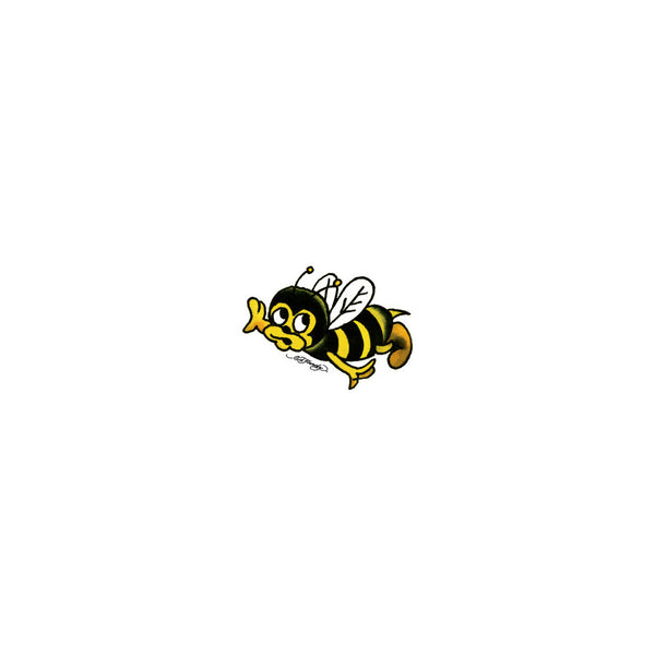 Ed Hardy Bee Temporary Tattoo