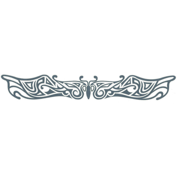 Butterfly Glow-n-Dark Arm Band Temporary Tattoo 1.5x9