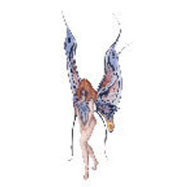 FAIRY Temporary Tattoo 2.5x3.5