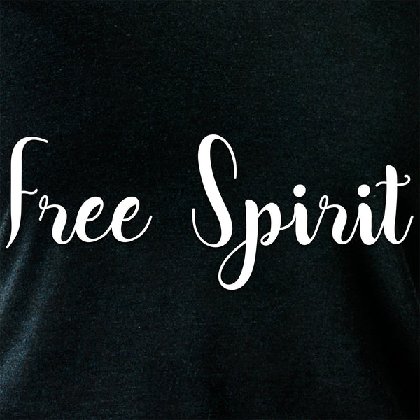 Free Spirit Tapered Long Sleeve Hoodie