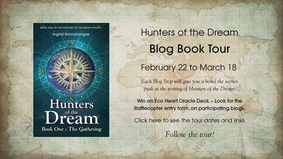 Hunters of the Dream Blog Book Tour