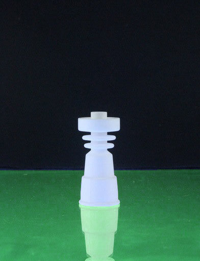DabWorthy Female Universal Domeless 18.8mm or 14mm Ceramic Nail