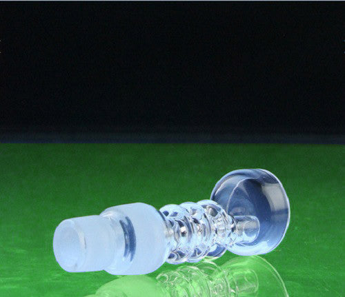 Domeless Quartz Sidedish Nail for 14mm and 18mm