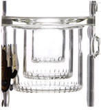 KRATOS - Triple Stacked Inverted Showerhead Perc Fat Can